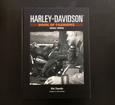 Harley-Davidson Vintage Motorcycle fashion Book 1910s-1950s leather Indian Buco