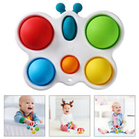1pc Fidget Toy Fat Brain Toys Simple  Baby Practice Sensory Toy Gifts