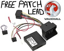 PC99-X80 - CTSVX002.2 Vauxhall Astra Zafira Vectra Canbus Steering Interface