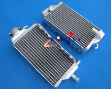 FOR Honda CR125/CR 125 R/CR125R 2-stroke 2000 2001 00 01 aluminum alloy radiator