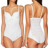 Triumph Airy Sensation BSWP Damen Body mit Bügel Shapewear Größe wählbar Weiß