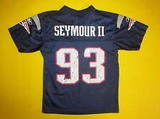 Richard Seymour II New England Patriots football jersey NFL ex Georgia Bulldogs
