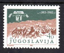 Yugoslavia - 1983 1000 years Pazin Mi. 1994 MNH
