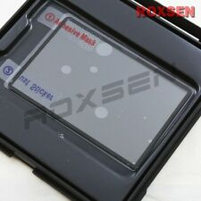 GGS IV 0.5mm LCD Screen Protector Japan Optical Glass for Nikon D600 D610 camera