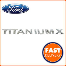 Ford Mondeo Titanium X Badge  (2007 >) 1677513
