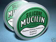 Mucilin 2 Packs Silicone Green Label Dry Fly & Fly Fishing Line Dressing