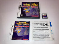 Ultimate Puzzle Games Sudoku Edition: Nintendo DS, Telegames, 2006 NTR-P-YUSE
