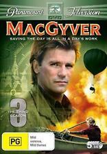 MacGyver - The Complete Third Season 3 (Dvd, 2006, 5-Disc Set) 10% to Charity