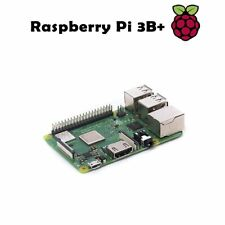 New 2018 Raspberry Pi 3 Model B+ 64Bit Quad Core 1.4GHz - WiFi Bluetooth
