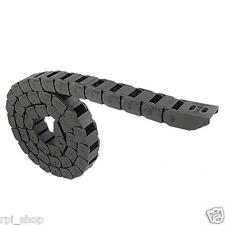 3d Printer CNC drag chain or wire carriage 7x7 size (1 meter)