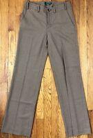 Lauren Ralph Lauren Women's Sanderson Career Dress Pants Size 2 Actual W28.5 L32