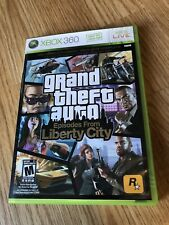 Grand Theft Auto: Episodes From Liberty City (Microsoft Xbox 360, 2009) Cib ES