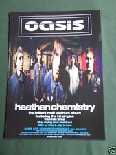 Oasis Rock Music Clippings, Cuttings & Articles