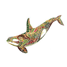 4x Designer PAPER NAPKINS for Decoupage AQUARELL FISHES