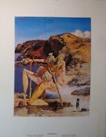 Salvador Dali El espectro del sex appeal Teatre Museu Dali Kunstdruck G-3983