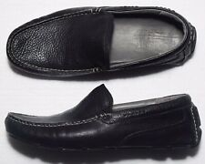 Sperry Top-Sider Gold Cup Leather Driving Loafers Shoes Deck Shoes Black 9 M