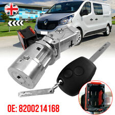 Ignition Switch Lock Barrel cylinder for Renault Clio MK III 05-12 8200214168 UK