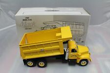 Mack 1960 B61 Dump Truck Cleary Brothers Livery 550 Pieces Made Worldwide 1-34.
