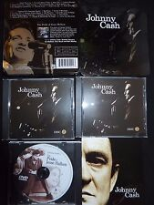 RARE COFFRET 2 CD + DVD JOHNNY CASH / METAL BOX !!!!!!!!!!!!!! /