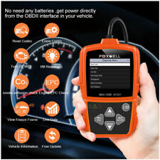 Foxwell NT201 OBDII EOBD Scanner Diagnostic Tool Auto Engine Fault Code Reader