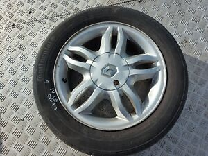 Renault clio mk3 15in  alloy wheel  #s3 a1