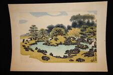 Paper Multi-Color Post - 1940 Japanese Antiques