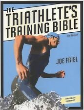 *LIKE NEW* The Triathlete's Training Bible by Joe Friel 3RD EDITION (2009)