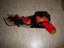 Mighty Morphin Power Rangers Samurai Bullzooka Weapon Gun Deluxe makes noise
