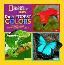Rain Forest Colors by Janet Lawler (2014, Hardcover)