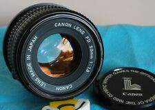For SAMSUNG NX mount a Cracking CANON 50mm f1.8 Lens Olympic Lens Cap