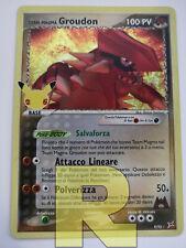 Team Magma Groudon ® Gran Festa 9/95 ® Rara Secret ® Pokemon ® Italiano