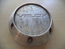 Velox Chrome Custom Wheel Center Cap (1 CAP)