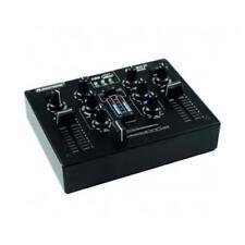 OMNITRONIC PM-211P MIXER PER DJ 2 CANALI CON PLAYER MP3 USB