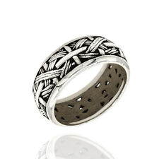 John Hardy Bamboo Sterling Silver Ring | FJ