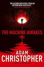 The Machine Awakes (the Spider Wars 2) by Adam Christopher (Paperback, 2015)