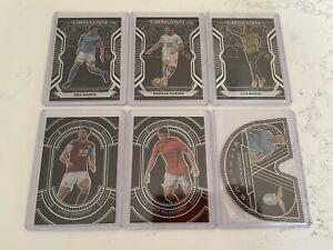 2020-21 Panini Obsidian Soccer Base Card Lot 3x Rookie Card - 6x Lot