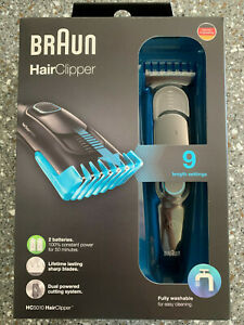 Braun HC5010 Hair Clipper - Black *Brand new*