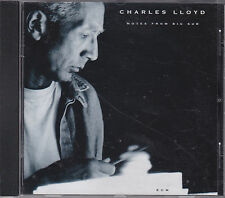 CHARLES LLOYD - notes from big sur CD