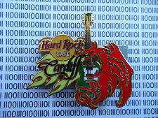 Hard Rock Cafe Cardiff 2003 - Grand Opening - Wales Dragon STAFF Member HRC Pin