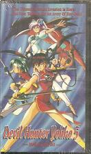 Devil Hunter Yohko 5  Hell On Earth VHS New Sealed
