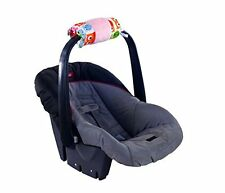 New Itzy Ritzy Wrap Infant Car Seat Handle Cushion Hoot Owls