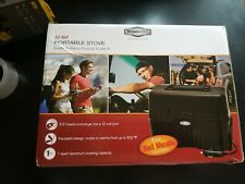 New listing RoadPro 12-Volt Portable Stove-Black (Rpsc197)