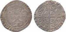 Angleterre, Edouard III, 1/2 gros, halfgroat, York - 45