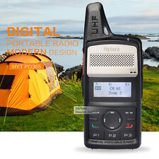 HYT walkie talkie 400-440MHz hytera PD365 radio PD-365 DMR transmitter