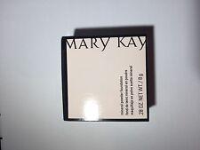 MARY KAY MINERAL POWDER FOUNDATION-BRONZE 3