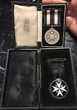 More details for pair of order of st. john medals - 1936 - c. e. whitham