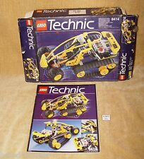 LEGO INSTRUCTIONS & BOX Technic: Off-Road: 8414-1 Mountain Rambler (1997)