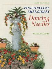 Punchneedle Embroidery: Dancing Needles (Milner Craft Series)-ExLibrary