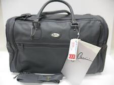 Vintage 1980's Airway Oleg Cassini Sport Tote Carry-On Cargo Bag Luggage Gray