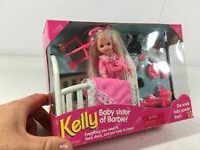 Barbie Kelly Baby Sister 12489 1994 Mattel New in Open Package